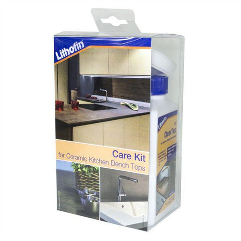 Lithofin MN Care Kit Compact for benchtops