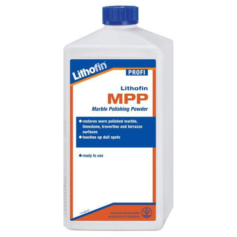 Lithofin MPP Marble Polishing Powder