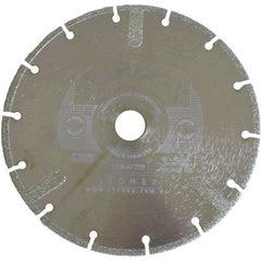 MARBL-X Segmented Electroplated Diamond Blade