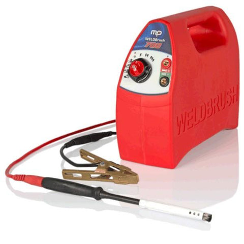 Keztek MP700 WELDBrush Stainless Steel Weld Cleaning Machine