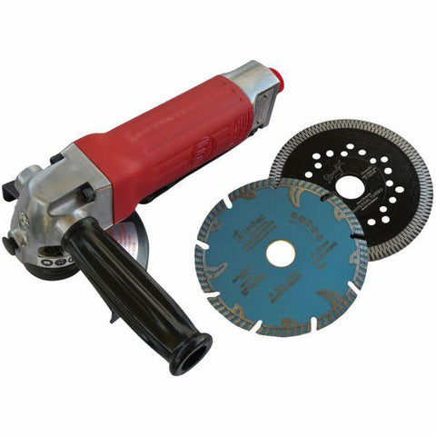 Managers Crazy Deals - Shinano - Unitec - Stonex - Stonemasons Dry Cutter Kit 3