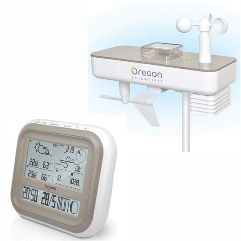 OREGON SCIENTIFIC WMR500 All-in-one Smart Connected Professional Weather Station