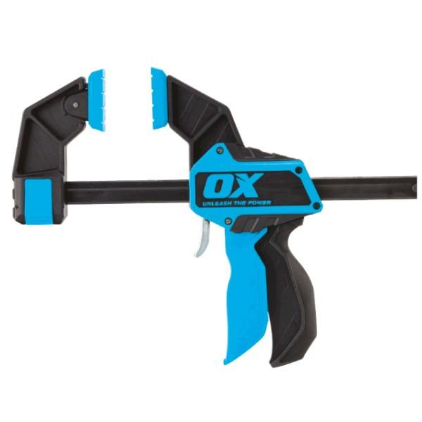 OX Pro Heavy Duty Bar Clamp