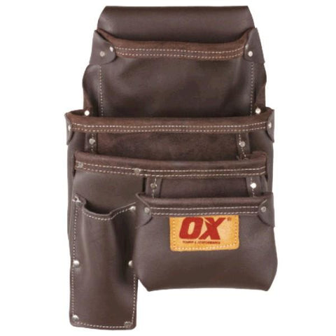 OX Pro Leather Framers Pouch