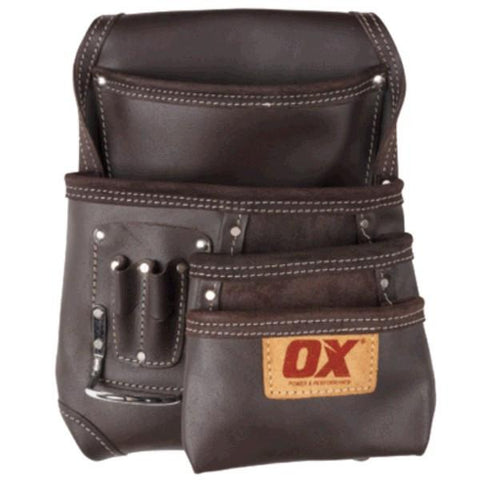 OX Pro Leather Nail Pouch