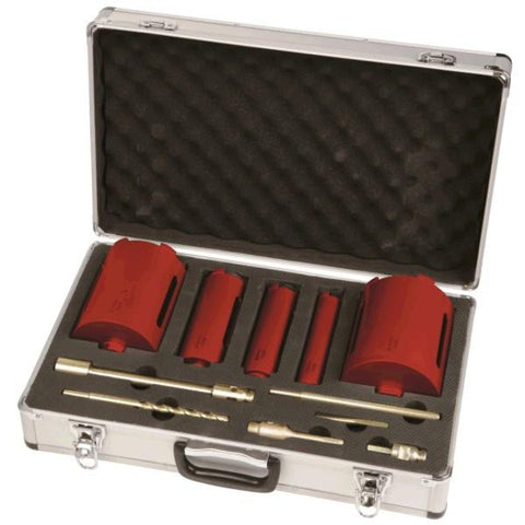 OX Pro PDC Dry Core Drill Kit