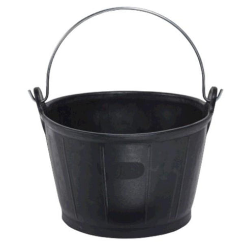 OX JAR Rubber Bucket 10 Litre