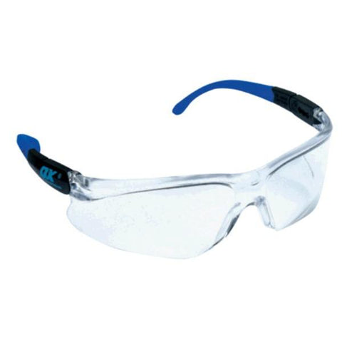 OX Safety Specs - Clear Lens