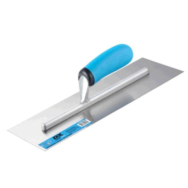 OX Trade Finishing Trowel - Rubber handle