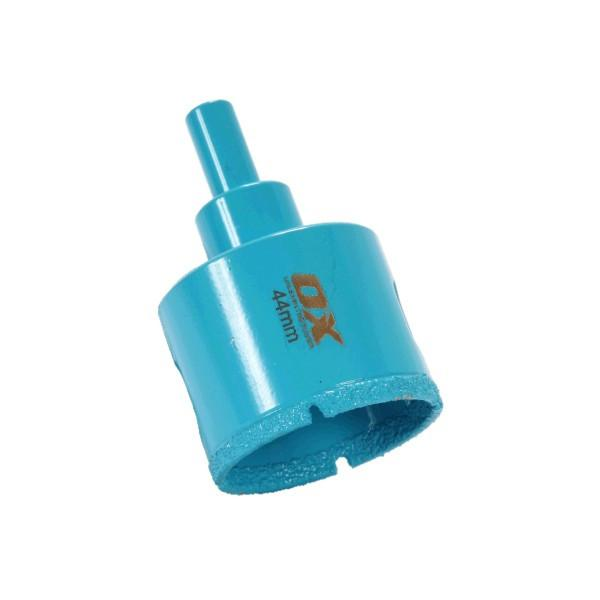 OX Electroplated Diamond Core Drill  - Straight Shank