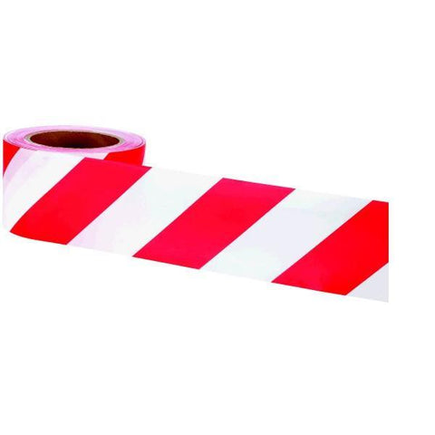 OX Safety Premium Barrier Tape - Red/White