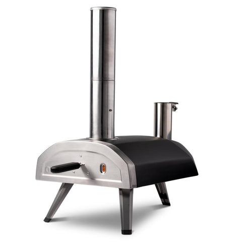 Ooni Fyra | Portable WoodFired Pellet Outdoor Pizza Oven Deluxe Kit