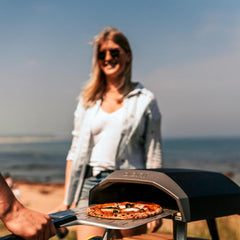 Ooni Koda | Portable Gas Fired Pizza Oven Ultimate Beer Entertainers Bundle
