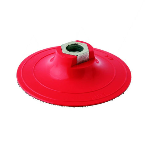 Stonex Backing Pad - Plastic - Firm - 100mm Diameter
