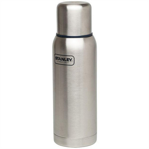 STANLEY | ADVENTURE Insulated Vacuum Bottle 1L - Brushed Stainless Steel