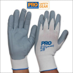 Pro Choice Foam Coated Nitrile Gloves