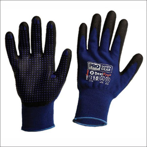 ProChoice DEXIFRO Cold Weather Nitrile Work Gloves - Pair