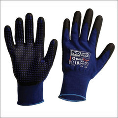 ProChoice DEXIFRO Cold Weather Nitrile Work Gloves