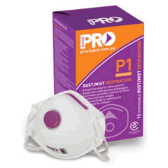 Pro P1 Dust Mask Respirator with packaging