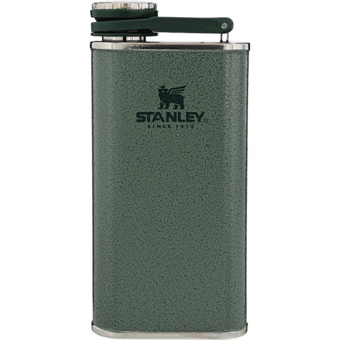 STANLEY | CLASSIC Easy-Fill Wide Mouth Flask - Hammertone Green