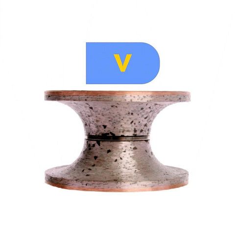 Profile Wheel - V - Coarse