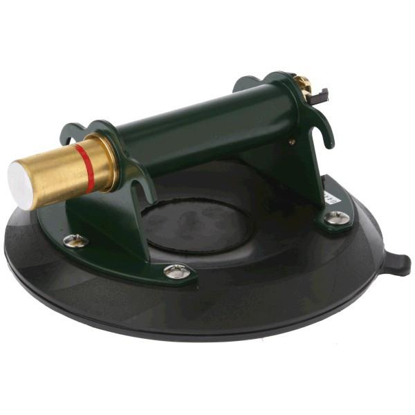 STONEX | Glass, Tile and Stone Pump-Up Suction Lifter - 200mm Cup - Brass Pump
