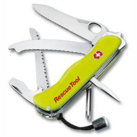 VICTORINOX  |  Rescue Tool - Luminescent Yellow (includes nylon sheath)