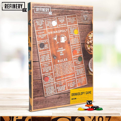 REFINERY & Co | Drinkopoly Game
