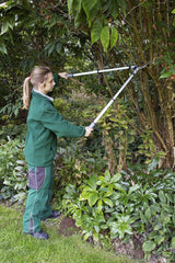 BURGON & BALL | Telescopic Anvil Tree Lopper - RHS Endorsed
