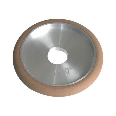 DTEC Resin Bond Flute Wheel - 100mm Dia.