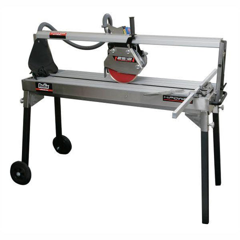 RODIA | 2512RSHP Electric Wet Tilesaw 1200mm - 3HP