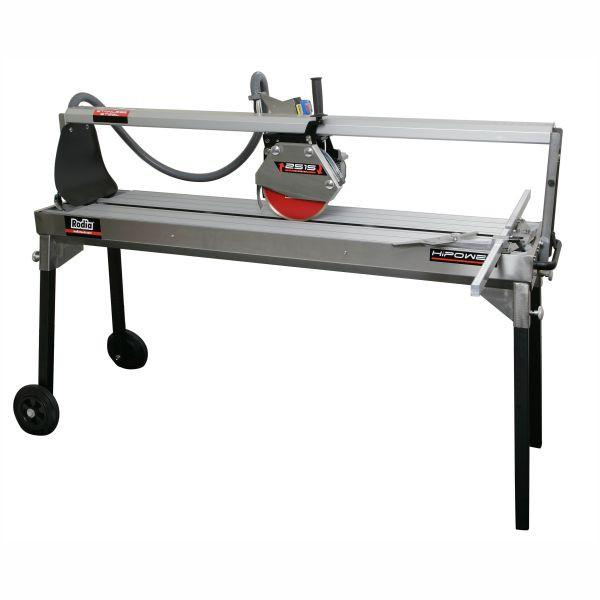 Rodia 2515RSHP Tile-saw 1500mm - 3HP