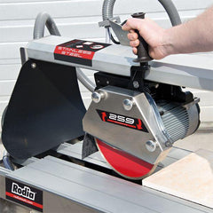 Rodia 259RSHP Tile-saw 900mm - close up