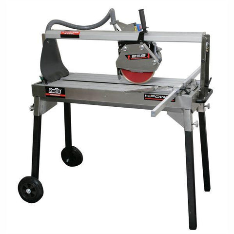 RODIA | 259RSHP Electric Wet Tilesaw 900mm - 3HP