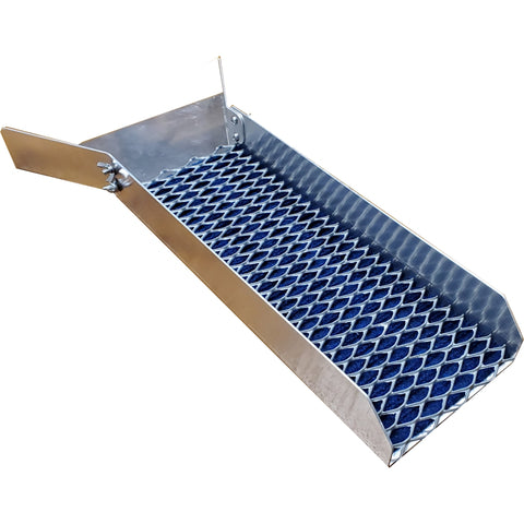 ELDORADO | Aluminium River Gold Prospecting Sluice - Small