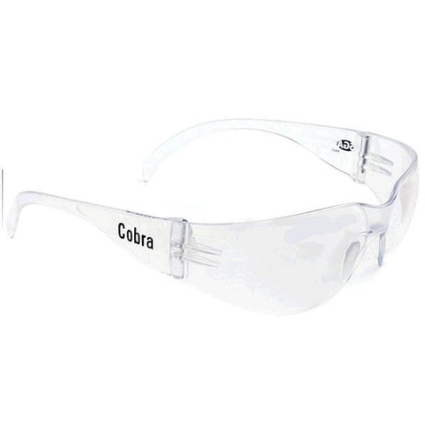 Safety Glasses SGA Cobra - Clear Lens