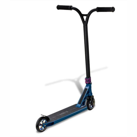 SLAMM SCOOTERS Assault III Stunt Scooter - Blue