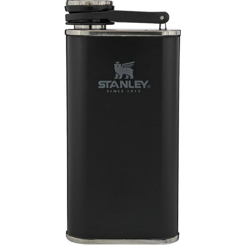 STANLEY | CLASSIC Easy-Fill Wide Mouth Flask - Matte Black
