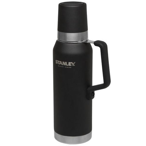 STANLEY | MASTER 1.3L Vacuum Bottle - Foundry Black