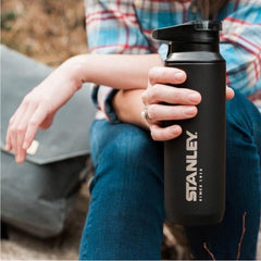 STANLEY | MOUNTAIN Switchback™ Insulated Mug 354ml (12oz)- Black