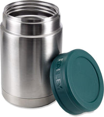 View of STANLEY | Utility 540ml Vacuum Food Flask - Brushed S/S Opened