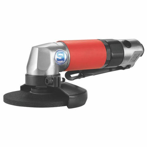 SHINANO | Pneumatic 100mm Compact Angle Grinder, Governed - SI-2501L