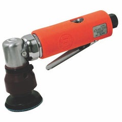 Shinano Mini Dual Action Sander/Polisher, 50mm - SI2107A