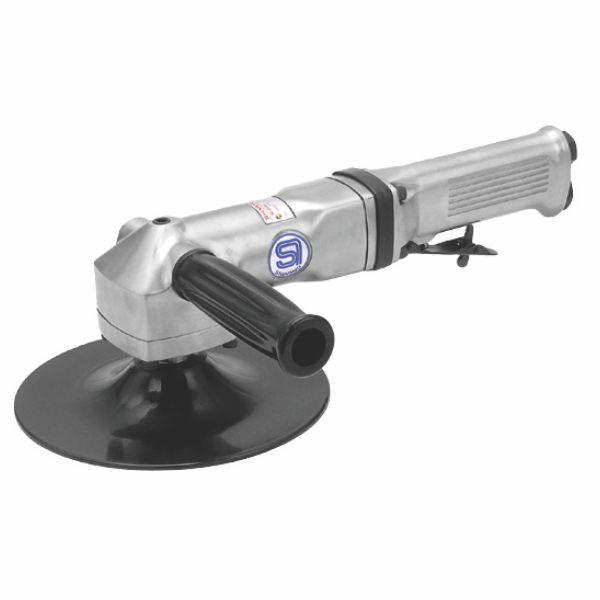 SHINANO | Pneumatic Single Action Polisher, 180mm - SI2451