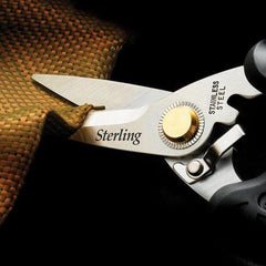 Sterling Black Panther Snips - 200mm
