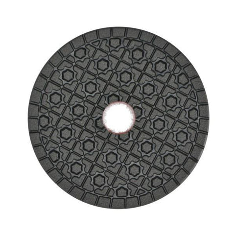 Stonex 3 Step Dark Face Polishing Pad - Platinum Series - 100mm / 4""