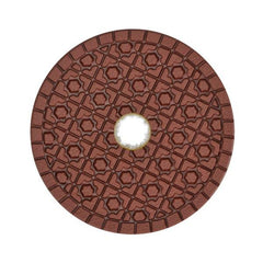 Stonex 3 Step Dark Face Polishing Pad - Platinum Series - 100mm / 4