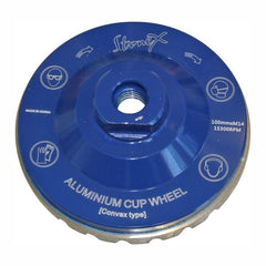 Stonex | Convex Professional Cup Wheel - Course 30 grit 100mm Dia.