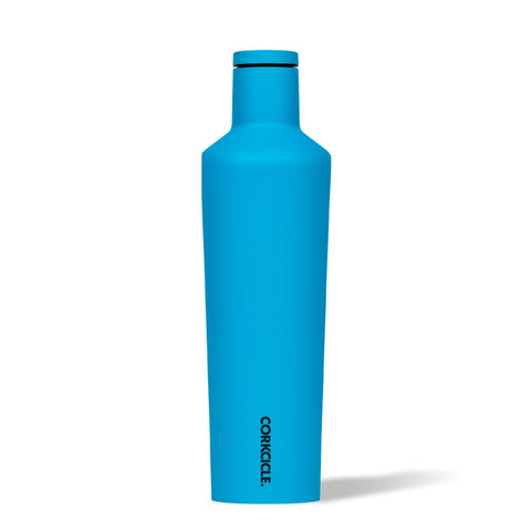 CORKCICLE | Canteen 25oz (740ml) - Neon Blue
