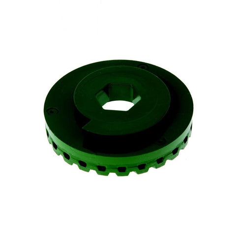 DTEC Turbo Professional Cup Wheel - Medium 60 grit 100mm Diameter